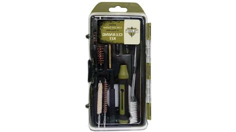 Tac Shield M16 Ar15 Cased Rifle 17-Piece Cleaning Kit.