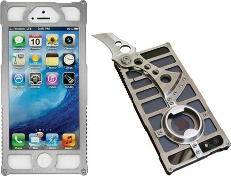Tacticall Alpha 1 Iphone 5 Case All Polished Tcap1p For .