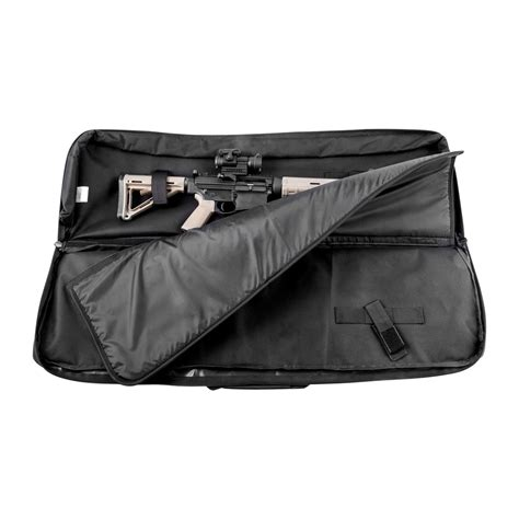 Tactical Rifle Case-Black - Brownells No.
