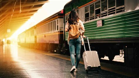 Take A Vacation By Train