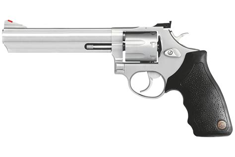 Taurus Model 66 357 Magnum Revolver 6 Barrel Stainless .