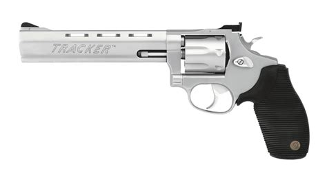 Taurus Tracker 17 Double Action Revolver 17 Hmr 6 5 .