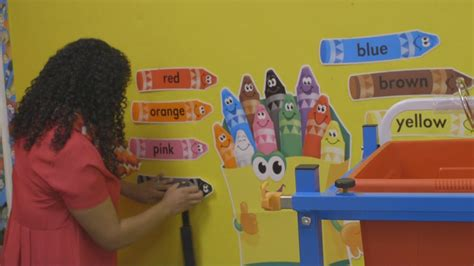 [click]teachers Prep Classrooms For First Day Of Classes.