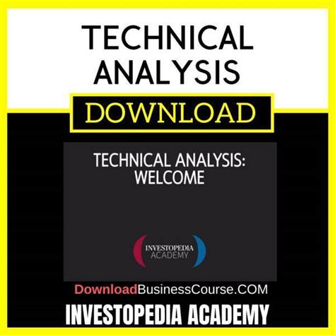 [click]technical Analysis The Basic Assumptions - Investopedia.