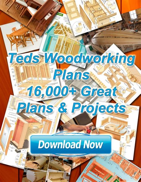 Teds Woodworking Free Download