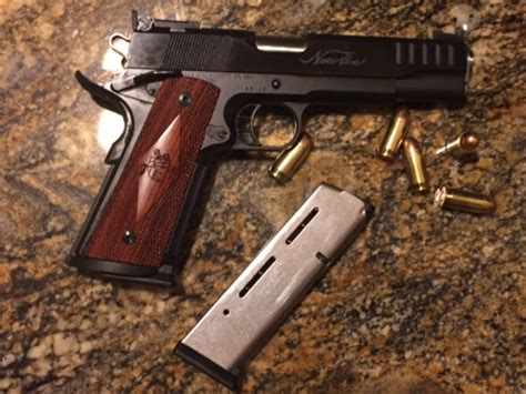 The  Match Master  Pistol   Nowlin Arms Manufacturer .