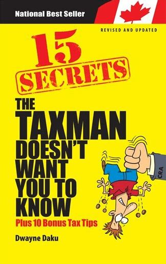 [pdf] The 15 Secrets The Taxman Doesn T Want You To Know Plus 10 .