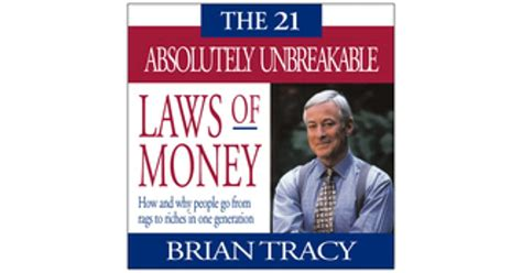 [pdf] The 21 Absolutely Unbreakable Laws Of Money Brian Tracy.