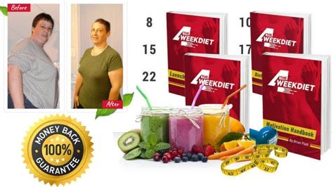 @ The 4 Week Diet By Brian Flatt   Latest New Weight Loss .