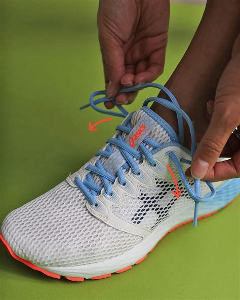 The 6 Best Ways To Lace Your Running Shoes On.