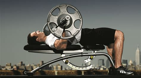 The 6-Week Bench Press Boosting Routine Muscle & Fitness.