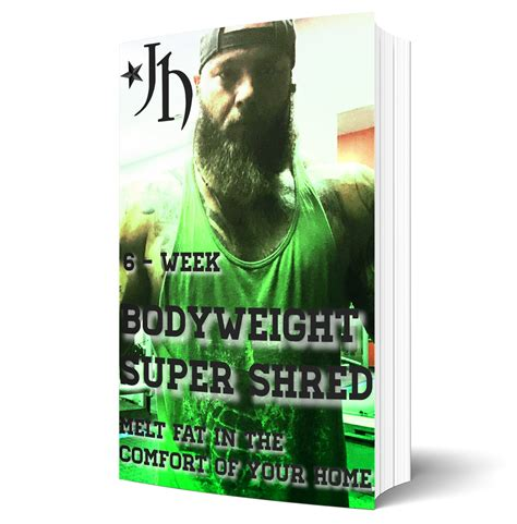 @ The 6-Week Bodyweight Shred.