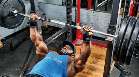 The 8-Week Program To Build Your Bench-Press - Muscle & Fitness.