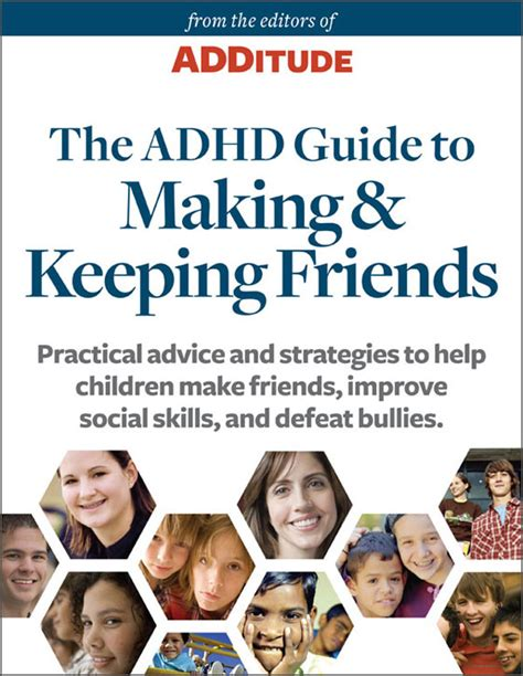[pdf] The Adhd Guide To Making  Keeping Friends.