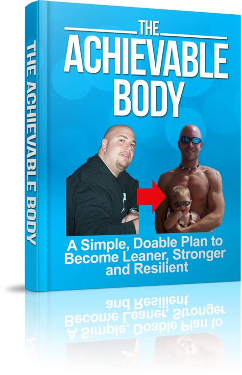 The Achievable Body Review - Can Mike Whitfield Help You Shed.