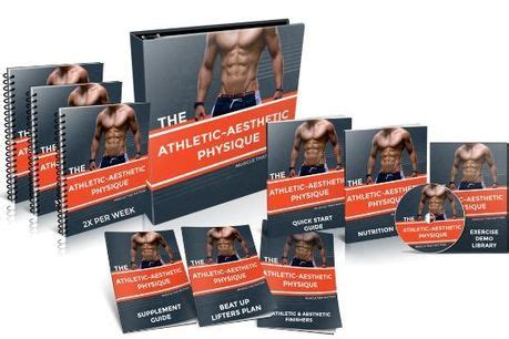 @ The Athletic-Aesthetic Physique Book Pdf Free Download.