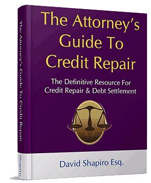 [click]the Attorney S Guide To Credit Repair.