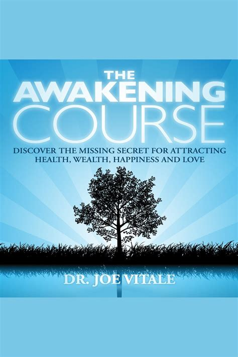[click]the Awakening Course By Dr Joe Vitale.