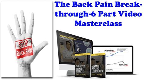 @ The Back Pain Breakthrough Review-Does It Work A Users .