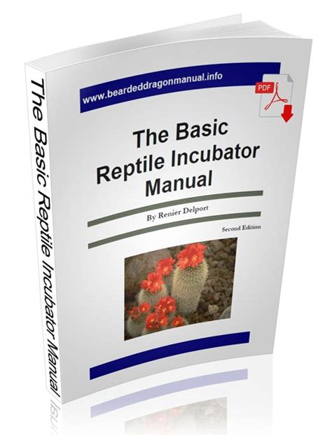 [click]the Basic Reptile Incubator Manual - Bearded Dragon Care.