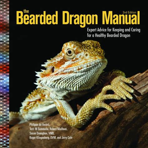 The Bearded Dragon Manual: Expert Advice For - Barnes & Noble.