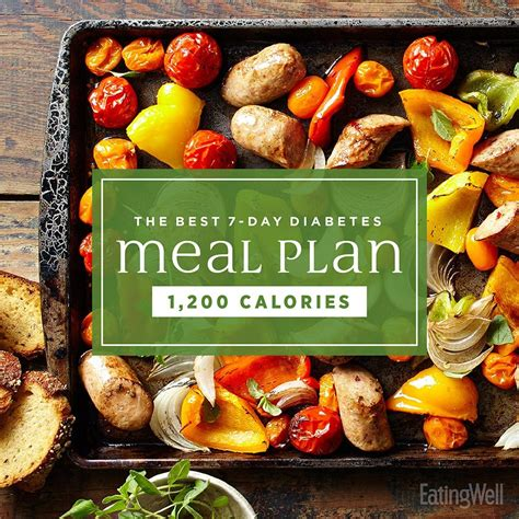 [click]the Best 7-Day Diabetes Meal Plan - Eatingwell.