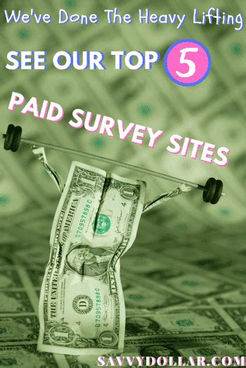 The Best Paid Surveys For May 2019 - Paid Survey Detailed Reviews.