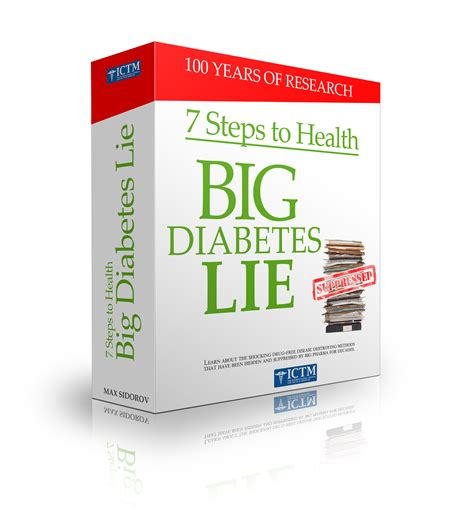 [click]the Big Diabetes Lie - Real Dr Approved Diabetes Offer