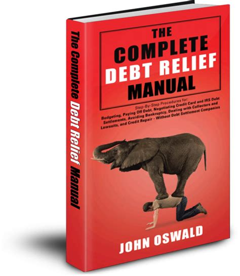 The Complete Debt Relief Manual – Spokane Bankruptcy Advice.