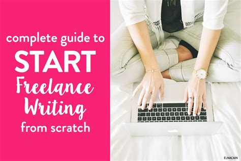 [click]the Complete Guide To Getting Started Freelance Writing .