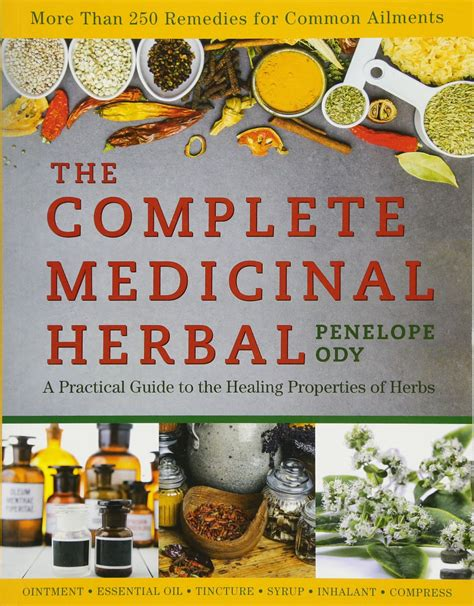 [pdf] The Complete Medicinal Herbal A Practical Guide To The .