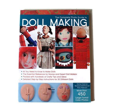 [pdf] The Complete Photo Guide To Doll Making  All You Need To .