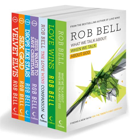 The Complete Rob Bell: His Seven Bestselling Books, All In One.