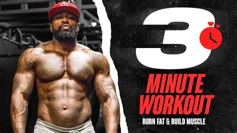 [click]the Complete Routine To Burn Fat And Build Muscle.