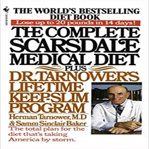 [pdf] The Complete Scarsdale Medical Diet Plus Dr Tarnower S .
