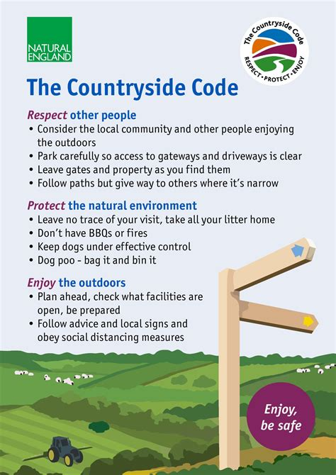 [click]the Countryside Code - Gov Uk.