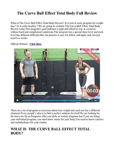 [pdf] The Curve Ball Effect Total Body Kathryn Harneys Curve Ball.