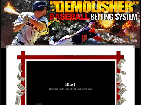 @ The Demolisher Sports Betting System By Author Of The 1 .