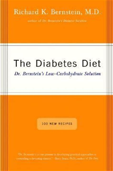 [pdf] The Diabetes Diet Dr Bernsteins Low Carbohydrate Solution.