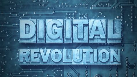 [pdf] The Digital Revolution And The Organization Of Work .
