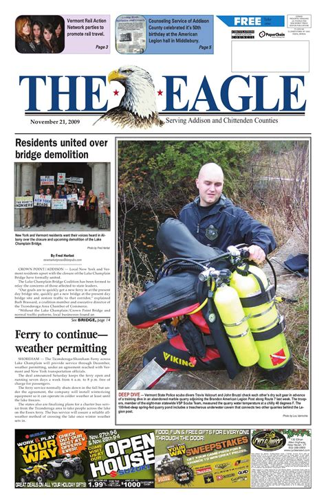 The Eagle 11-21-09 By Sun Community News And Printing - Issuu