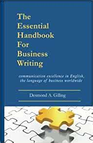 [pdf] The Essential Handbook For Business Writing.