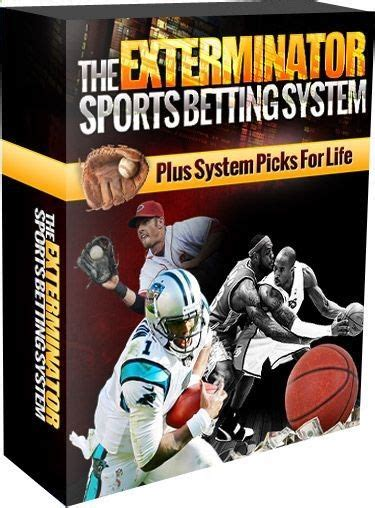 [click]the Exterminator Sports Betting System - Professional .