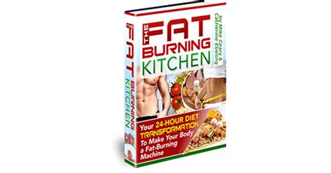 The Fat Burning Kitchen Kindle - Uiucpsychology.org.