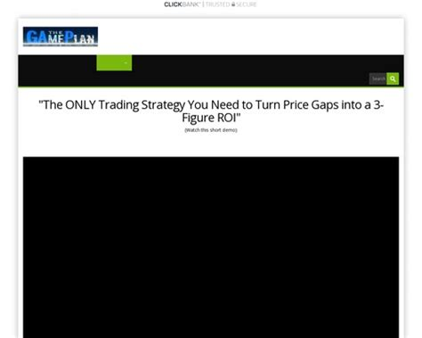 [click]the Gap Gameplan   Damon Verial   Gap Trader  Digital .