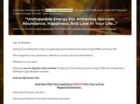 [click]the Godlike Paradigm - Amazing New Personal Development