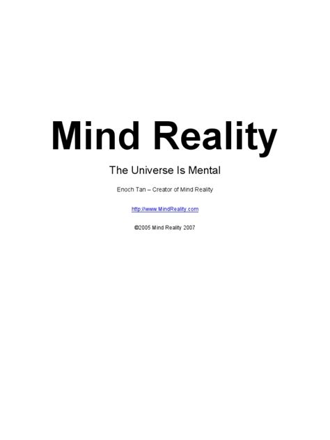 The Greatest Secrets Of The Universe Revealed! Reality Thought.