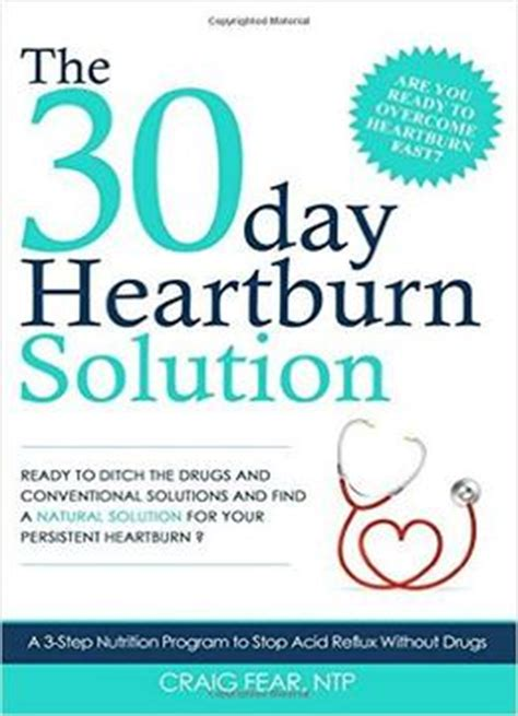 [click]the Heartburn Solution Program Review A 3-Step Nutrition Program To Stop Acid Reflux Without Drugs.
