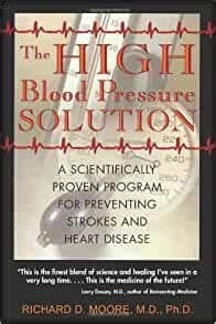 The High Blood Pressure Solution: A Scientifically Proven Program.