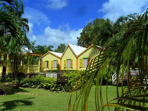 The History Of St. Kitts Is Alive At Romney Manor